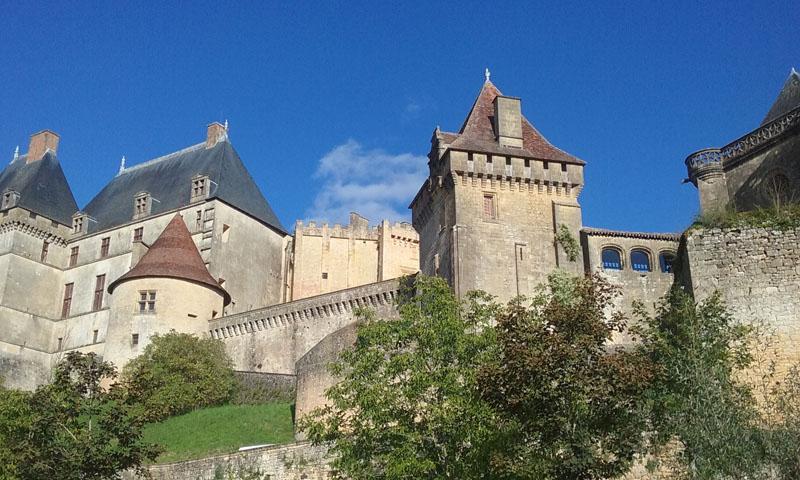 Chateau Biron fisandra