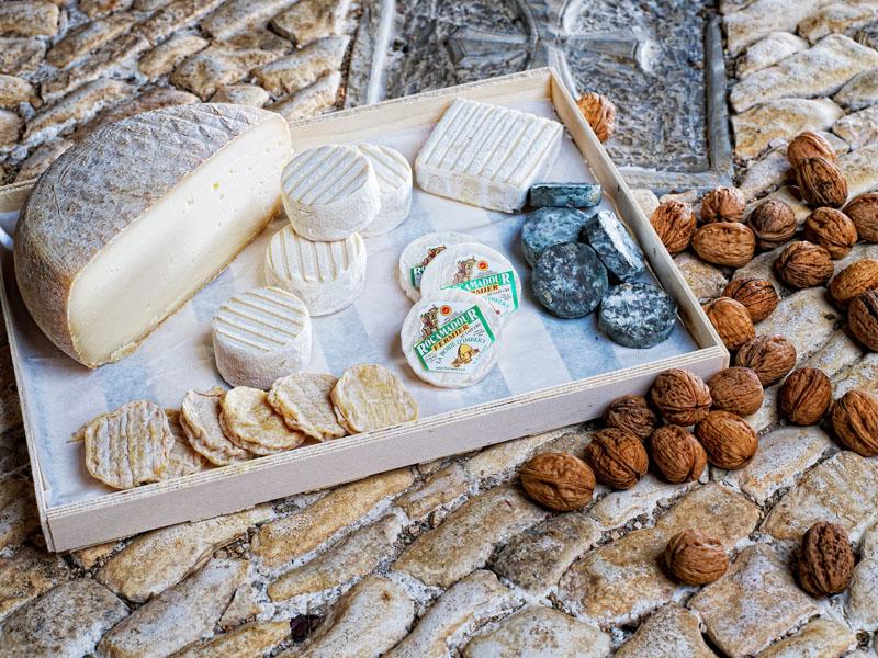 Rocamadour fromage de chevre