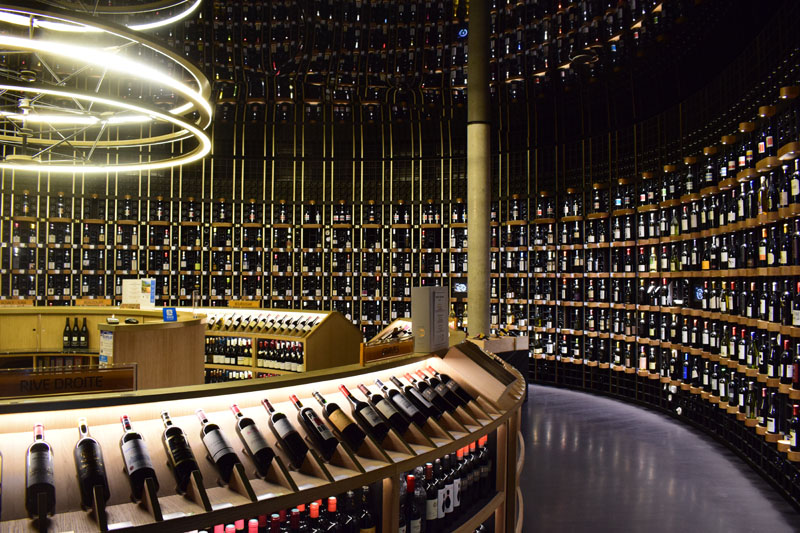 Bordeaux Cite du Vin Magasin @fisandra