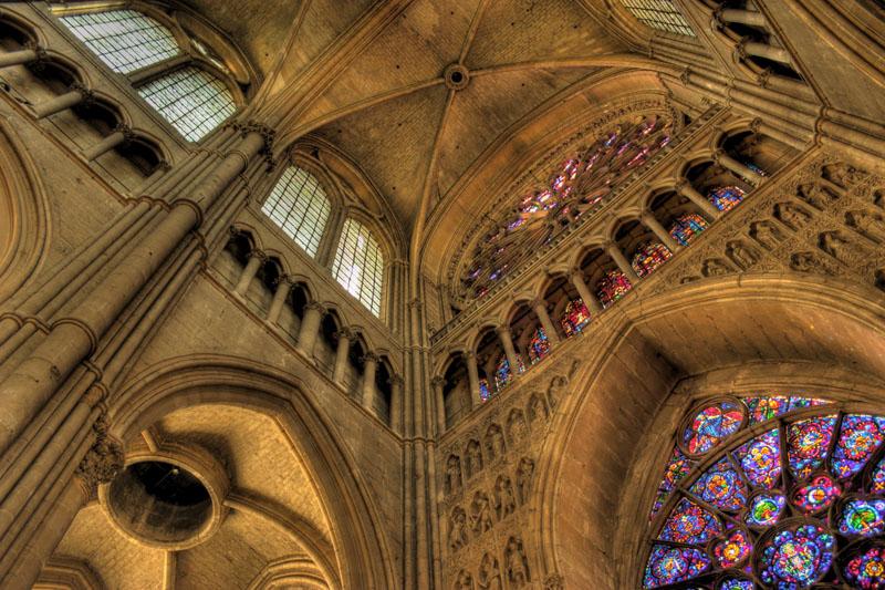 Cathédrale Notre-Dame de Reims © Carmen Moya 2012