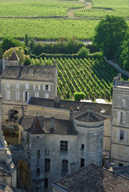 DT BSE Saint Emilion village vignoble SAINT-EMILION © ANNE LANTA