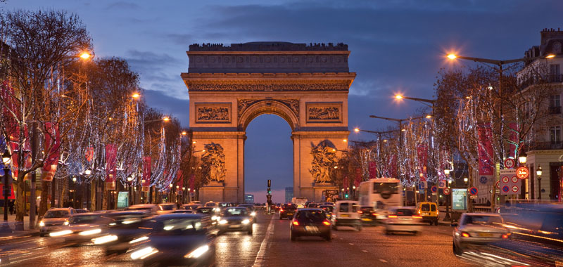 All Inc Paris arc de triomphe @ Paris Tourist Office photographe Jacques Lebar