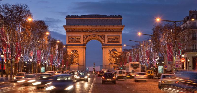 All Inc Paris arc de triomphe @ Paris Tourist Office photographe Jacques Lebar
