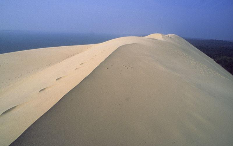 Dune du Pyla - Bassin d'Arcachon, Gironde (33).