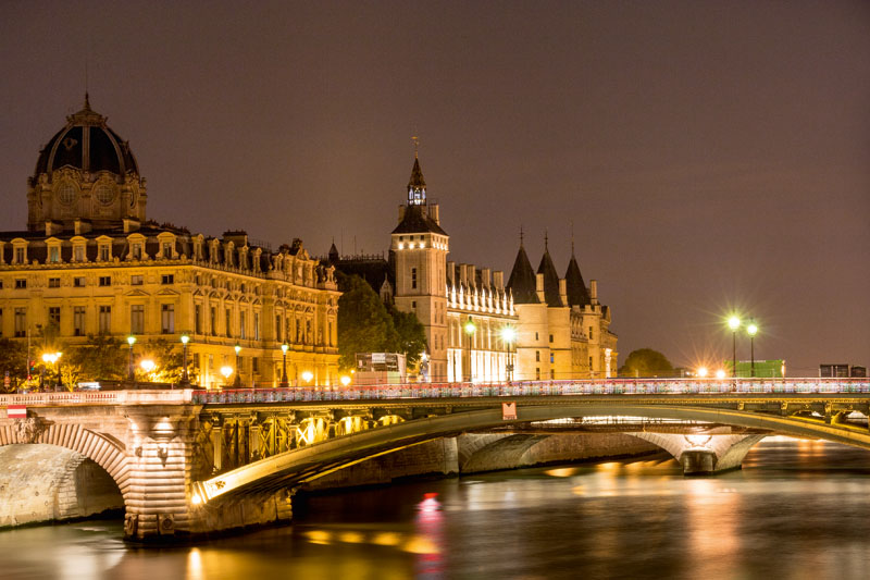 La Seine, conciergerie @Paris Tourist Office - Photographe Sarah Sergent