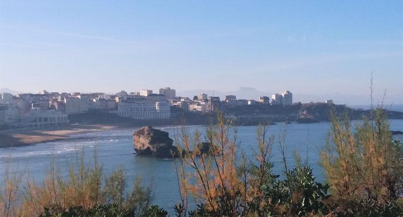 biarritz depuis le phare @fisndra