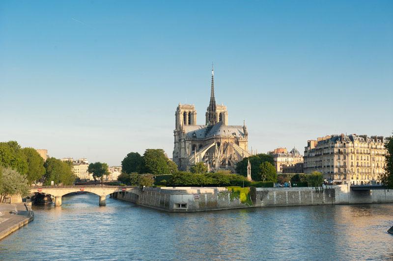 ile de la cite@Paris Tourist Office Photographe Daniel Thierry