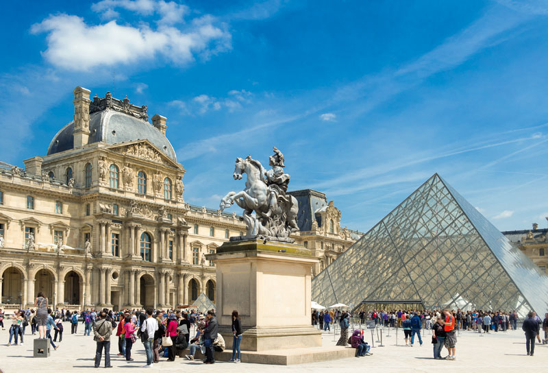 musee du louvre@Paris Torist Office - Photographe Daniel Thierry